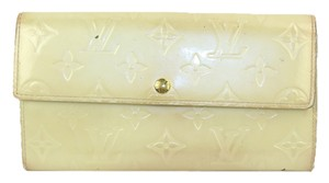 Louis Vuitton Louis Vuitton Vernis Wallet Sarah Pearl LVTL15