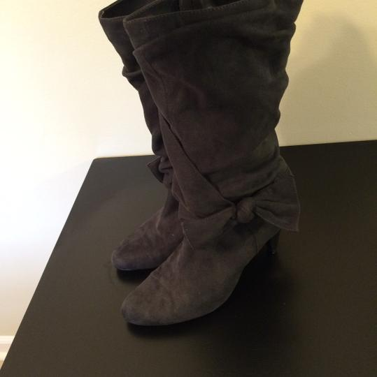 Worthington Dark Grey Boots
