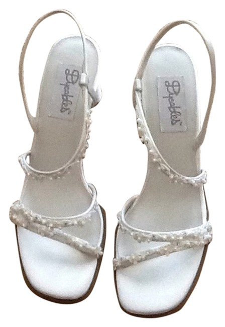 Item - White Radiant Formal Shoes Size US 7.5 Regular (M, B)