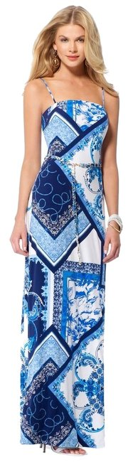 Preload https://item1.tradesy.com/images/cache-blue-multi-print-long-cocktail-dress-size-6-s-6192070-0-1.jpg?width=400&height=650