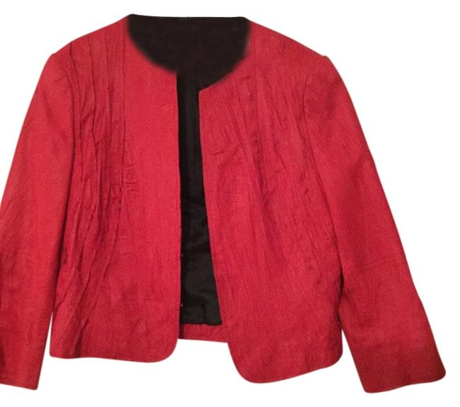 Preload https://item2.tradesy.com/images/w-by-worth-fushsia-leather-jacket-6192121-0-0.jpg?width=400&height=650