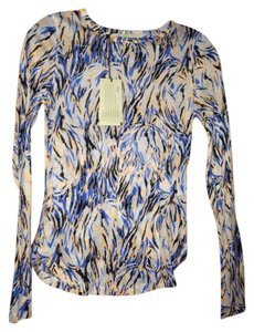 Stella McCartney Cotton Environmental Certified Organic New With Tags Pesticide Free Top Multi-color