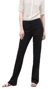 Zara Relaxed Pants Black