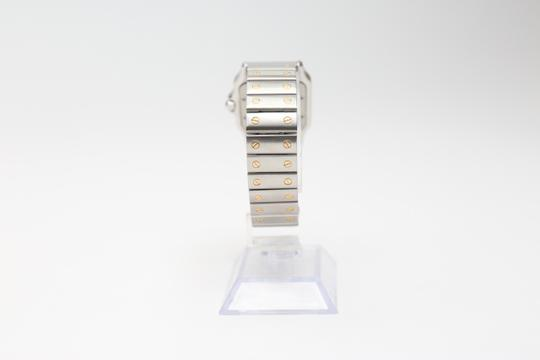 Cartier Men's Two-Tone Santos Watch