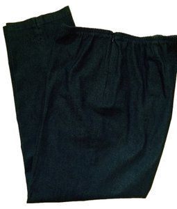 Eileen Fisher Skinny Pants Dark Blue Denim