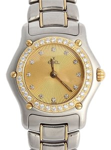 Ebel EBEL 1911 LADIES DIAMOND TWO TONE WATCH