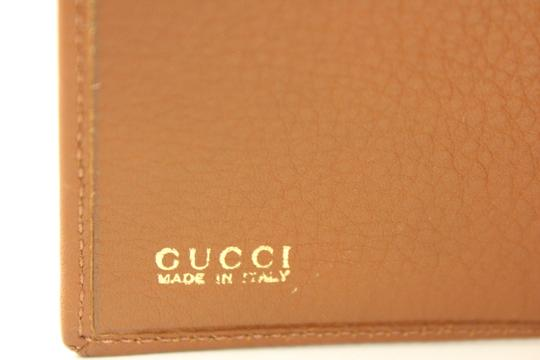 Gucci ggsl93 Gucci Brown Long Wallet