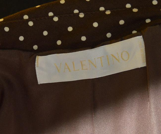 Valentino Brown / Cream Jacket