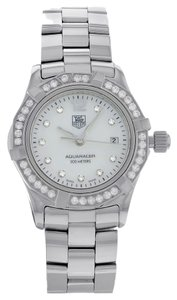 TAG Heuer TAG Heuer Aquaracer WAF1416.BA0824 Steel & Diamonds Quartz Ladies Watch