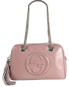 b35dd51c547f Pink Gucci Bags - Up to 90% off at Tradesy