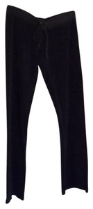 Juicy Couture Track Boot Cut Pants Black