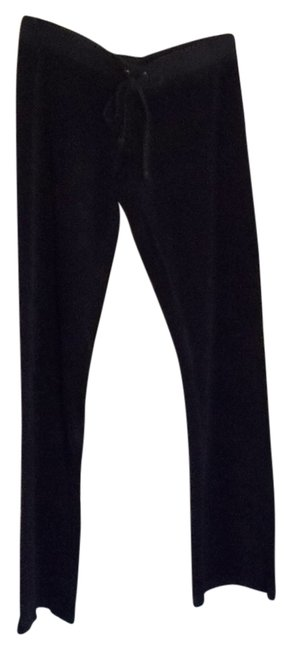 Preload https://item2.tradesy.com/images/juicy-couture-black-track-boot-cut-pants-size-2-xs-26-6197761-0-0.jpg?width=400&height=650