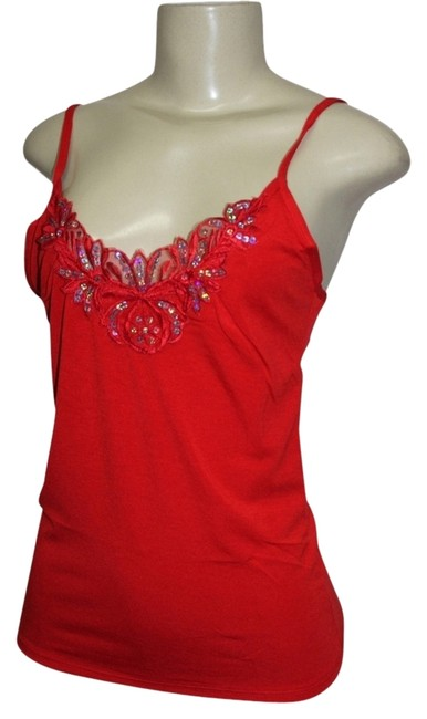 New Fashion Top Red