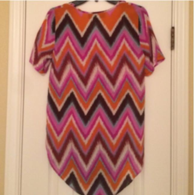 Fifteen-Twenty top size medium Top Multi-color