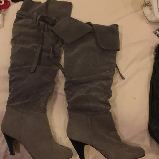 Bakers Gray Boots