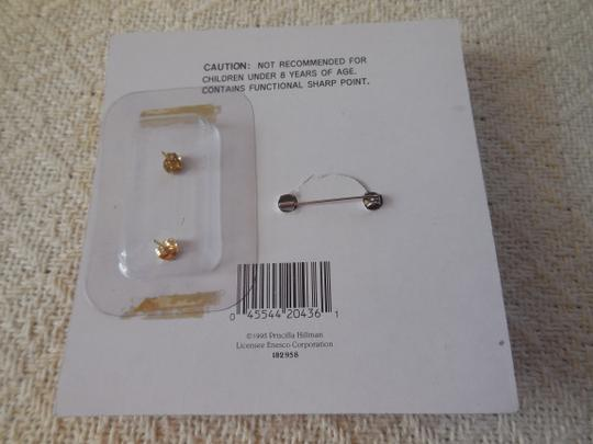 Other Cherished Teddies Halloween Pin and Earrings