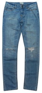 Aéropostale Bayla Embellished Distressed Skinny Jeans-Distressed