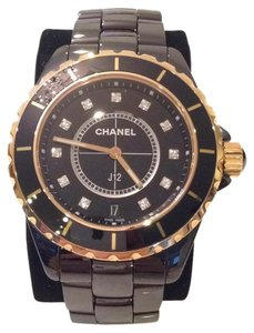 Chanel Chanel J12 Diamonds Dial Ceramic