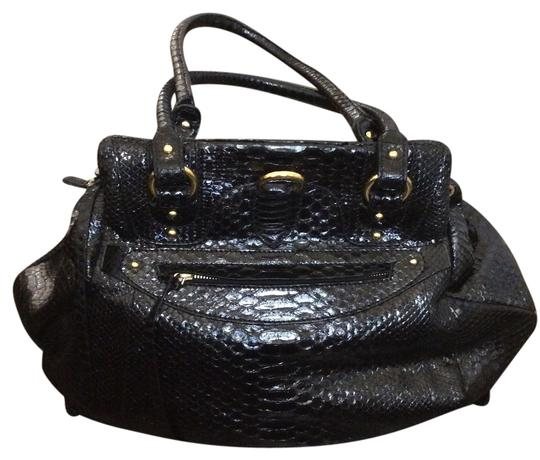Preload https://img-static.tradesy.com/item/6200611/black-genuine-python-satchel-0-0-540-540.jpg