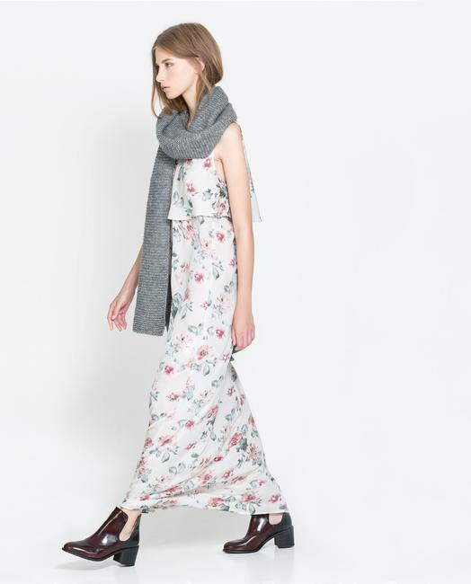 Floral Maxi Dress by Zara Maxi