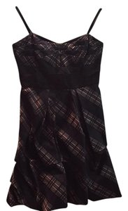 BCBGMAXAZRIA Plaid Plaid Bcbg Dress