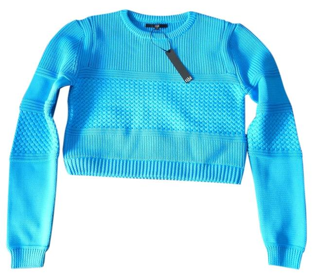 Preload https://item3.tradesy.com/images/tibi-blue-sailor-cropped-sweaterpullover-size-2-xs-6201337-0-0.jpg?width=400&height=650