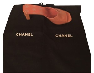 Chanel Light orange Sandals