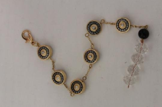 Other Women Back Pendant Necklace Metal Chain Jewelry Gold Flowers