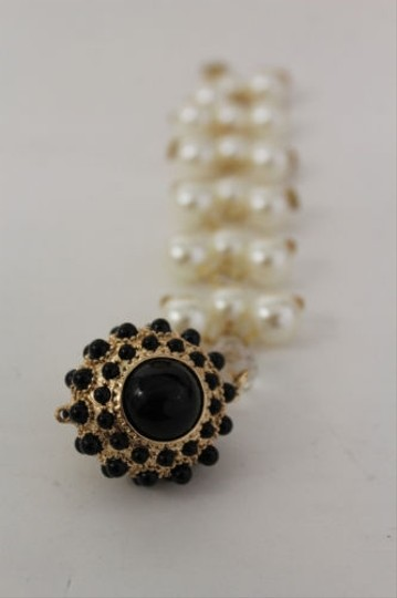 Other Women Back Pendant Necklace Gold Metal Chain Fashion Jewelry Pearl Bead Big Ball