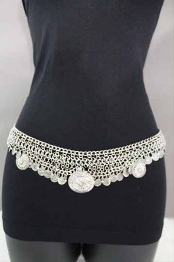 Preload https://item3.tradesy.com/images/other-women-belt-hip-waist-vintage-silver-multi-coins-metal-charm-chain-fashion-6202297-0-0.jpg?width=440&height=440