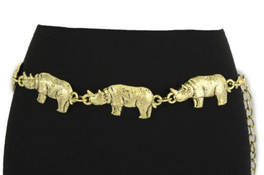 Preload https://img-static.tradesy.com/item/6202660/gold-women-hip-chain-metal-rhino-animal-narrow-belt-0-0-540-540.jpg