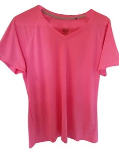 Danskin Now Danskin Now pink Loose Fit short sleeve multi-sport athletic top