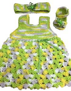 Jessica creation Crochet 3-6 months