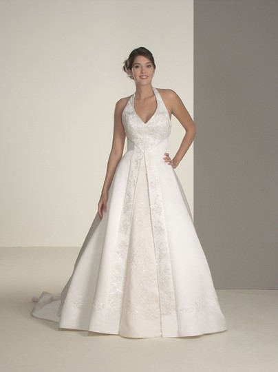 Preload https://item2.tradesy.com/images/victoria-s-bridal-collection-ivory-satin-the-ritz-wedding-dress-size-14-l-62036-0-0.jpg?width=440&height=440