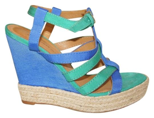 Preload https://item4.tradesy.com/images/zara-blue-and-green-teal-rope-wedges-size-us-8-regular-m-b-6205318-0-0.jpg?width=440&height=440