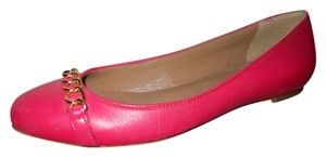 Talbots Leather pink Flats