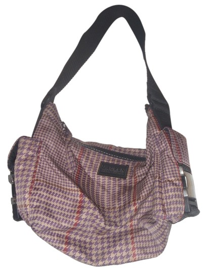 Preload https://img-static.tradesy.com/item/6206512/lauren-ralph-lauren-checkered-nylon-hobo-bag-0-0-540-540.jpg