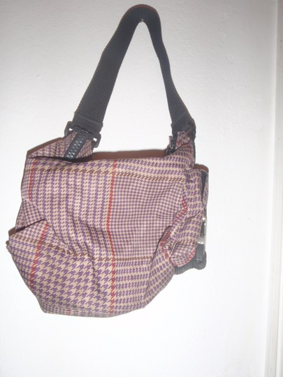 Lauren Ralph Lauren Nylon Small Shoulder Handbag Hobo Bag