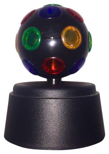 Other Small Multi Color Rotating Disco Ball Light