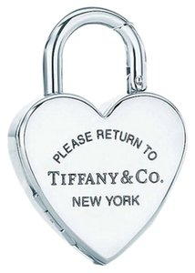 Tiffany & Co. Tiffany & Co Heart Lock Watch Charm Return To Tiffany