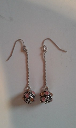 American Eagle Outfitters AEO American Eagle Outfitters Silver Dangle Drop Pierced Earrings