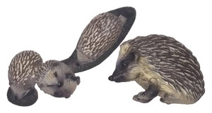 Schleich Schleich Hedgehog Family