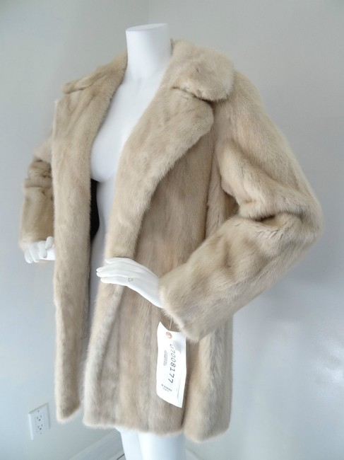 Other Mink Short Color Winter Fur Coat