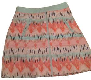 Annabelle Pencil Mini Skirt Pastels
