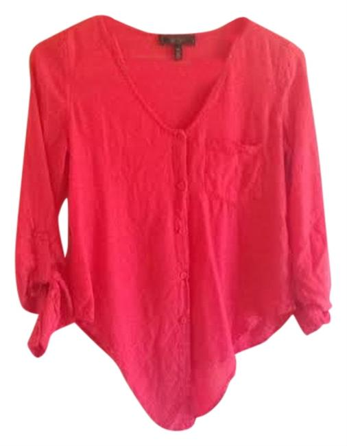 Preload https://item2.tradesy.com/images/jessica-simpson-coral-blouse-size-0-xs-6207331-0-0.jpg?width=400&height=650