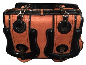 Fendi Satchel in Cogniac