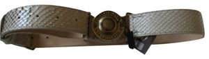 Burberry Burberry Icon Army Belt 30in /80cm , Size S/M, Python Leather