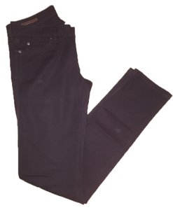 Club Monaco Skinny Pants Black