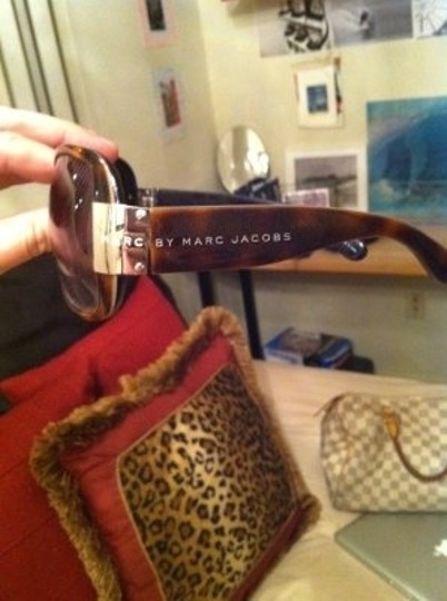 Marc by Marc Jacobs Marc Jacobs Tortouse Sunglasses