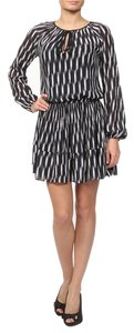 Michael Kors short dress NAVY/WHITE Mmk Raglen Raglan Print Navy on Tradesy